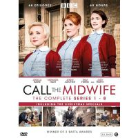 Call The Midwife - The Complete Series 1-8 - 22DVD