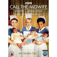 Call The Midwife - Serie 8 - 3DVD