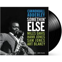 Cannonball Adderley - Somethin' Else - Lp