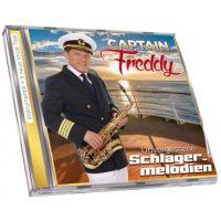 Captain Freddy - Unvergessene Schlagermelodien - CD