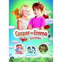 Casper En Emma - Speelfilmbox - 3DVD