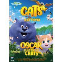 Cats Op Zoek Naar Kattopia - DVD