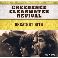 Creedence Clearwater Revival - Greatest Hits - CD+DVD