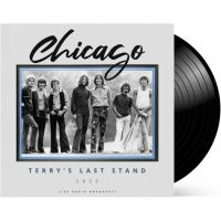 Chicago - Terry's Last Stand 1977 - LP