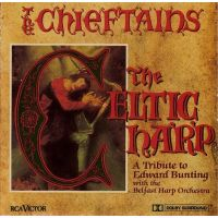 The Chieftains - The Celtic Harp - CD