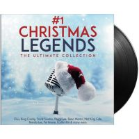 #1 Christmas Legends - The Ultimate Collection - LP