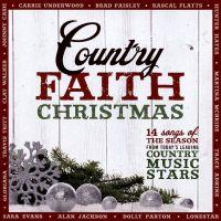 Country Faith Christmas - CD