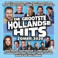 De Grootste Hollandse Hits - Zomer 2020 - CD