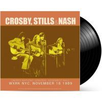 Crosby, Stills & Nash - Best Of - Live At United Nations General Assembly Hall - LP