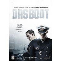 Das Boot - Seizoen 1 - 3DVD