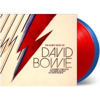 David Bowie - The Many Faces Of - Coloured Vinyl - 2LP