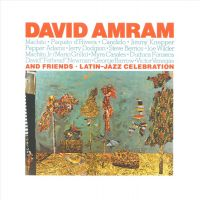 David Amram - Latin-Jazz Celebration - CD