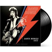 David Bowie - Best Of Live Santa Monica 1972 - LP