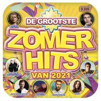 De Grootste Zomerhits Van 2021 - CD