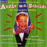 Annie M.G. Schmidt - De Bekendste Liedjes - Deel 4 - 2CD