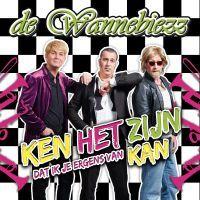 De Wannebiezz - Ken Het Zijn Dat Ik Je Ergens Van Kan - CD Single