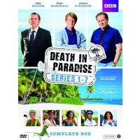 Death In Paradise - Series 1-7 - 14DVD