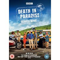 Death In Paradise - Serie 9 - 2DVD