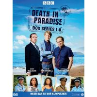 Death In Paradise - Series 1-8 BOX - 16DVD