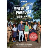 Death In Paradise - Serie 8 - 2DVD