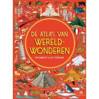 De Atlas Van Wereldwonderen - BOEK