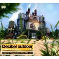 Decibel Outdoor 2018 - 3CD
