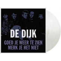 """De Dijk - Goed Je Weer Te Zien / Merk Je Het Niet - 7"""" Vinyl"""