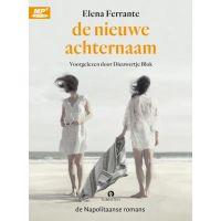 Elena Ferrante - De Nieuwe Achternaam - LUISTERBOEK OP CD