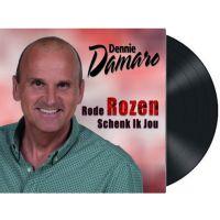 Dennie Damaro - Rode Rozen Schenk Ik Jou / Sancta Maria - Vinyl Single