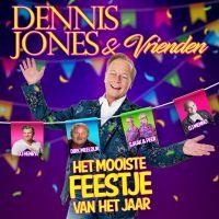 Dennis Jones & Vrienden - Het Mooiste Feestje Van Het Jaar - CD
