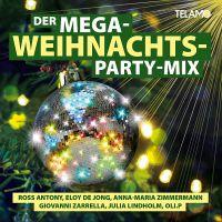 Der Mega Weihnachts-Party-Mix - CD