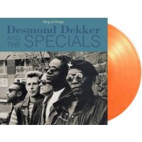Desmond Dekker And The Specials - King Of Kings - Coloured Vinyl - LP
