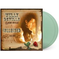 Willy Deville & Mink Deville - Collected - Transparant Green Vinyl - 2LP