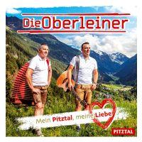 Die Oberleiner - Mein Pitztal, Meine Liebe - CD