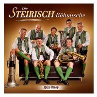 Die Steirische Bohmische - Neue Wege - CD