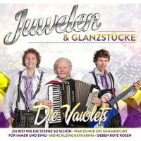 Die Vaiolets - Juwelen & Glanzstucke - CD