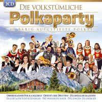 Die Volkstümliche Polkaparty - 2CD