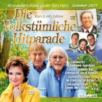 Die Volkstumliche Hitparade Sommer 2021 - 2CD