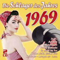 Die Schlager des Jahres 1969 - 2CD