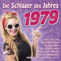 Die Schlager des Jahres 1979 - 2CD