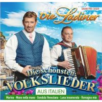 Die Ladiner - Die Schonsten Volkslieder Aus Italien - CD
