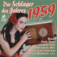 Die Schlager Des Jahres 1959 - 2CD