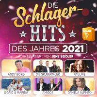 Die Schlagerhits Des Jahres 2021 - 2CD