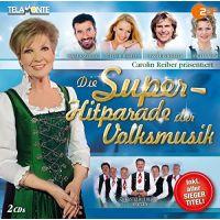 Die Superhitparade der Volksmusik - 2CD
