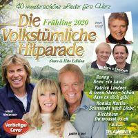 Die Volkstumliche Hitparade Fruhling 2020 - 2CD