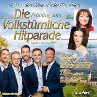 Die Volkstumliche Hitparade - Fruhling 2019 - 2CD