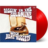 Diggin' In The Goldmine - Dutch Beat Nuggets - Red 2LP
