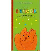 Dikkie Dik - Kattenbrokjes - LUISTERBOEK