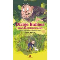 Dirkje Bakkes, Brandnetelspecialist - LUISTERBOEK