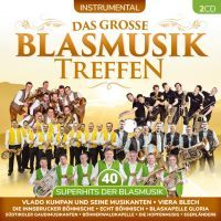 Das Grosse Blasmusik Treffen - Folge - 2CD